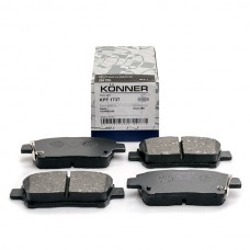 Колодки тормозные передние Geely MK_MK2_GC6 KONNER 1014003350-KONNER