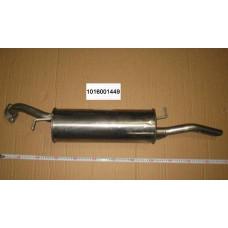 Глушитель задняя часть Geely MK 1016001449