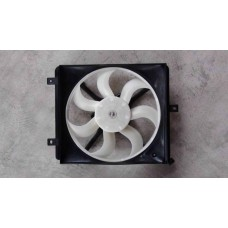 Вентилятор охлаждения радиатора в сборе (3 крепления) R Geely 1016003508