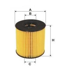 Фильтр масляный вставка Geely GC5 WIX 1016051591-WIX