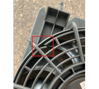 Вентилятор кондиционера Geely MK УЦЕНКА 1018002718-YT