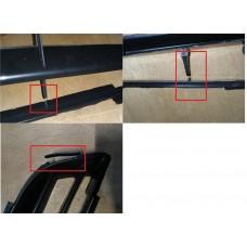 Решетка бампера переднего центральная Geely MK УЦЕНКА 1018002986-YT
