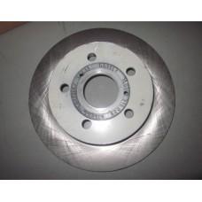 Диск тормозной задний (оригинал) Geely EC-7_EC-7RV 1064001294-1