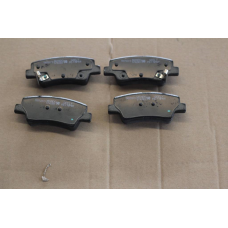 Колодки тормозные задние Geely NEW EC7_EC7 (оригинал) 1064001725-02-1