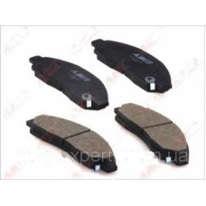 Колодки тормозные передние Great Wall Hover 3501129-K00