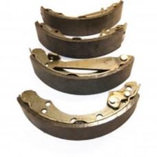 Колодки тормозные задние без ABS (оригинал) Geely CK 3502145106-1