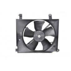 Вентилятор радиатора дополнительный в сборе Daewoo Leganza SHKorea 96184988-SHKorea