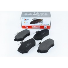 Колодки тормозные передние с ушком Chery Amulet KIMIKO A11-3501080-KM
