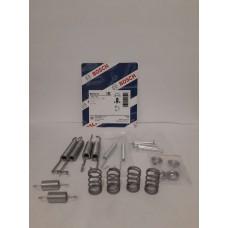 Ремкомплект задних колодок (без ABS) GEELY CK BOSCH 3502215106-01-BOSCH