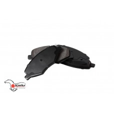 Колодки тормозные передние без ушка Chery Amulet KIMIKO A11-6GN3501080-KM