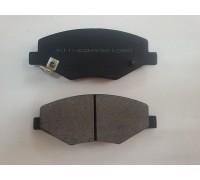 Колодки тормозные передние без ушка (оригинал) Chery Amulet A11-6GN3501080