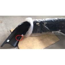 Бампер задний (седан) ЗАЗ Chery Forza УЦЕНКА A13L-2804500-YT