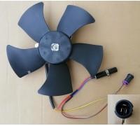Вентилятор радиатора (разъем папа) Chery Amulet УЦЕНКА A15-1308010-01-YT