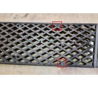 Решетка бампера переднего нижняя Chery Amulet УЦЕНКА A15-2803655-YT