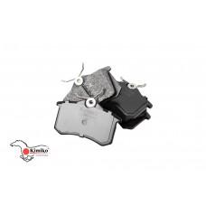 Колодки тормозные задние Chery Eastar KIMIKO B11-6BH3502080-KM