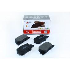 Колодки тормозные задние BYD F3 KIMIKO BYDF3-3502130-KM