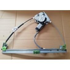 Стеклоподъемник двери передней c мотором R Lifan 520 L6104200A2
