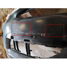 Бампер передний Chery M11 УЦЕНКА M11-2803601-DQ-YT