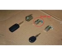 Комплект ключей и личинок Chery M11 УЦЕНКА