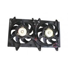 Вентилятор радиатора в сборе Chery Kimo_Jaggi S21-1308010