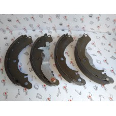 Колодки тормозные задние Chery Kimo/Jaggi KIMIKO S21-3502080-KM