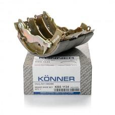 Колодки тормозные задние Chery Kimo_Jaggi KONNER S21-3502080-KONNER