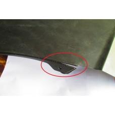 Бампер задний L Chery Tiggo NEW УЦЕНКА T11-2804311PF-YT