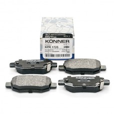 Колодки тормозные задние Chery M11 KONNER M11-3502090-KONNER