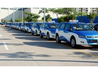 Электрокары BYD пополнят таксопарки Брюсселя